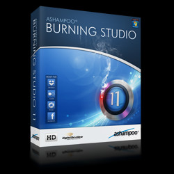 Ashampoo® Burning Studio 11 UPGRADE
