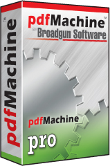 Click to view pdfMachine Pro 50 User Paket screenshots
