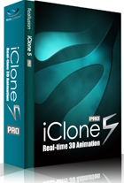 Click to view iClone5 Pro (Box Version -Deutsch) screenshots