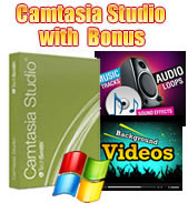Click to view Camtasia Studio 8 incl. Super Bonus screenshots