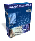 Radius Manager DOCSIS Silver Screen shot