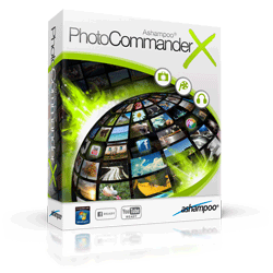 Click to view Ashampoo® Photo Commander 10 UPGRADE screenshots