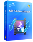 Xilisoft ASF Convertisseur Screen shot