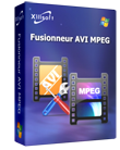 Xilisoft Fusionneur AVI MPEG Screen shot