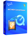 Xilisoft AVI MOV Convertisseur Screen shot