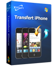 Xilisoft Transfert iPhone Screen shot