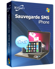 Xilisoft Sauvegarder SMS iPhone Screen shot