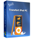 Xilisoft Transfert iPod PC Screen shot