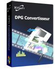 Xilisoft DPG Convertisseur Screen shot