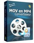 Xilisoft MOV en MP4 Convertisseur Screen shot