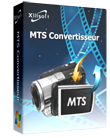 Xilisoft MTS convertisseur Screen shot