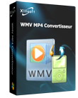 Xilisoft WMV MP4 Convertisseur Screen shot