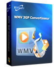 Xilisoft WMV 3GP Convertisseur Screen shot