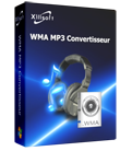Xilisoft WMA MP3 Convertisseur Screen shot