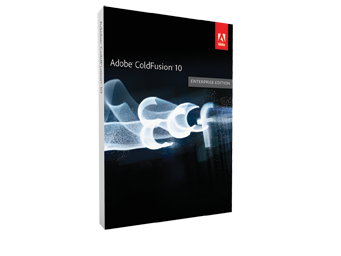 Adobe ColdFusion 10 Enterprise Edition UPSELL CSTD 8/9 FLP