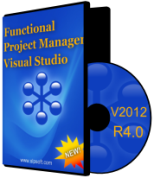 SLPsoft Functional Project Manager for Visual Studio