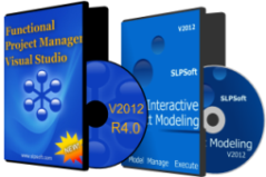 Click to view SLPSoft Project Manager for Visual Studio with Project Modeling screenshots