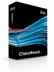 ClaroRead Plus and 18 European Voice Pack: UK DVD Edition Screen shot