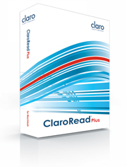 ClaroRead Plus for Mac: UK DVD Edition