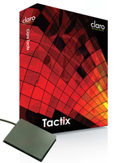 Click to view Tactix Touchpad: UK DVD Edition screenshots
