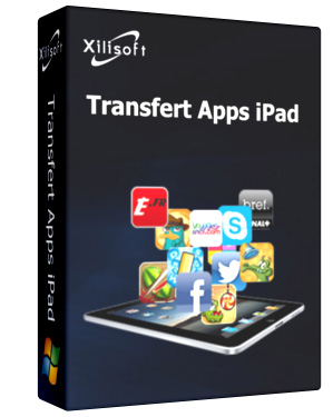 Xilisoft Transfert Apps iPad Screen shot