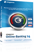 Click to view Steganos Online-Banking 14 screenshots