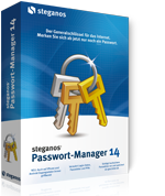 Steganos Password Manager 14 Screen shot