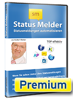 Click to view StatusMelder - PREMIUM-Paket screenshots