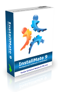 Click to view InstallMate (v9, Professional) screenshots