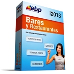 Click to view EBP Bares y Restaurantes + Servicio PREMIUM 2014 screenshots