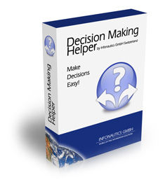 Decision Making Helper - Business (10 PCs)