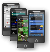 Click to view Mobile Web Composer PRO screenshots