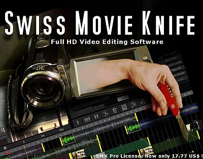 Swiss Movie Knife Screen shot