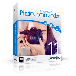 Click to view Ashampoo® Photo Commander 11 UPGRADE screenshots