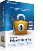 Steganos Privacy Suite 14 (3 PC License) - Upgrade