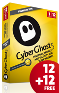 Click to view CyberGhost Premium VPN 12 Months + 12 FREE screenshots