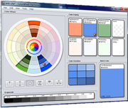 Click to view ColorWheel Harmony screenshots