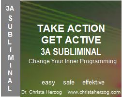 Take Action - Get Active 3A Subliminal
