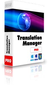 Translation Manager Pro Version 2