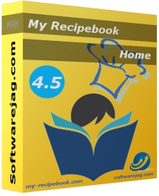 My Recipebook Home 4.5 Screen shot