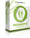 SYNCING.NET FileSharing Personal Edition
