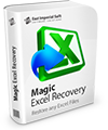 Click to view Magic Excel Recovery Commercial Edition screenshots