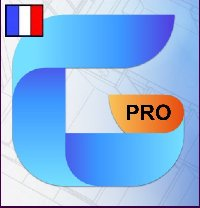 Click to view GstarCAD Fr PRO Reseau - Pack initial de 2 licences screenshots