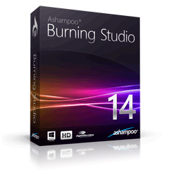 Click to view Ashampoo® Burning Studio 14 screenshots