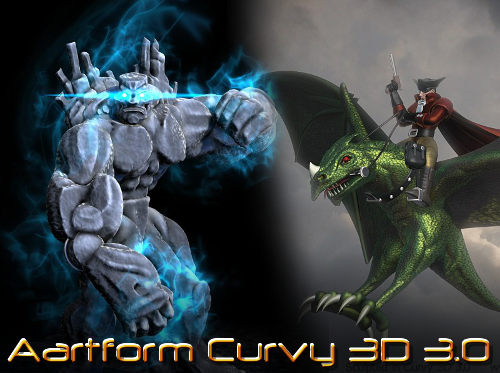 Aartform Curvy 3D 3.0 Screen shot