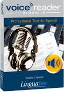 Voice Reader Studio 15 SPE / Espa?ol/Spanish