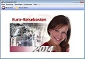Click to view Euro-Reisekosten 2014 fur Deutschland screenshots