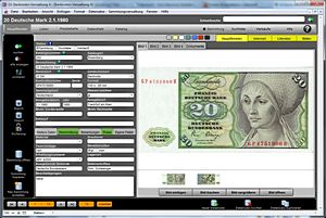 Click to view GS Banknoten-Verwaltung screenshots