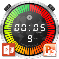 Stopwatch for PowerPoint 2013 & 2010