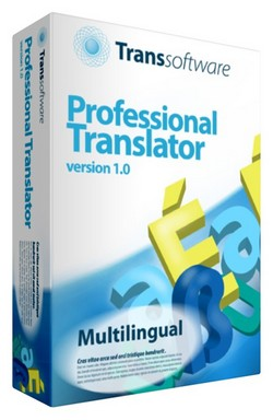 Transsoftware English-German Professional Translator Screen shot
